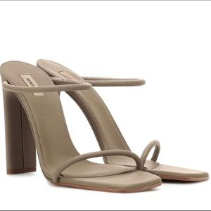 Yeezy season 6 minimalist heel